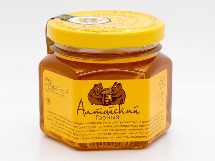 Картинки алтайский мед